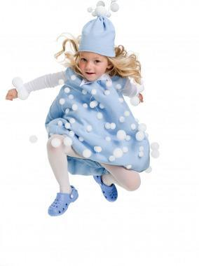 "<div class=""caption-credit""> Photo by: © Gabrielle Revere</div><div class=""caption-title"">Snowball Costume</div><p> <b>All you need is:</b> an over-size pale-blue sweatshirt, string, batting, an extra-large sewing needle, white felt, seam binding, Styrofoam balls in assorted sizes, elastic, Velcro, fabric glue, a large safety pin <br> </p> <p> Talk about the perfect storm! Your little Jack (or Jacqueline) Frost will leave family and friends spellbound. And, as with the rest of our costumes, all the supplies can be easily found at any big arts and crafts store. </p> <p> <a href=""http://www.parenting.com/article/Child/Activities/Snowball-Costume?src=syn&dom=shine"" rel=""nofollow noopener"" target=""_blank"" data-ylk=""slk:Learn how to make it!"" class=""link rapid-noclick-resp"">Learn how to make it!</a> <br> <a href=""http://www.parenting.com/halloween?src=syn&dom=shine"" rel=""nofollow noopener"" target=""_blank"" data-ylk=""slk:Visit Halloween Central"" class=""link rapid-noclick-resp"">Visit Halloween Central</a> </p>"