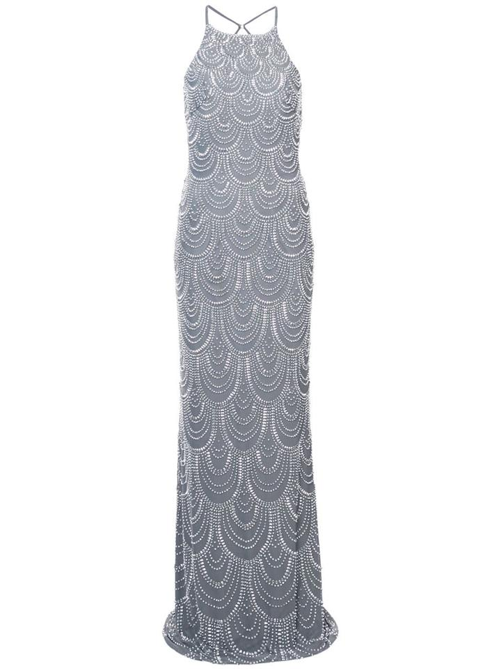 "<p><a rel=""nofollow"" href=""https://www.farfetch.com/shopping/women/la-femme-beaded-embellished-dress-item-12745432.aspx"">BUY NOW</a> <em>La Femme Beaded Embellished Dress, $500</em></p>"
