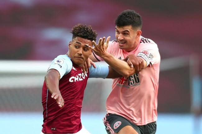 Aston Villa opens with 1-0 win after Martinez penalty save