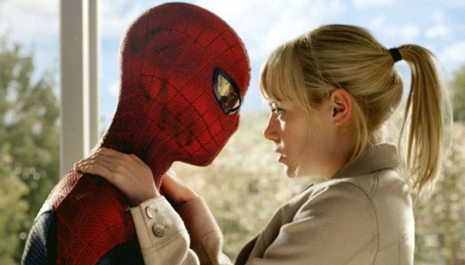 The Amazing Spider-Man (Credit: Columbia Pictures)