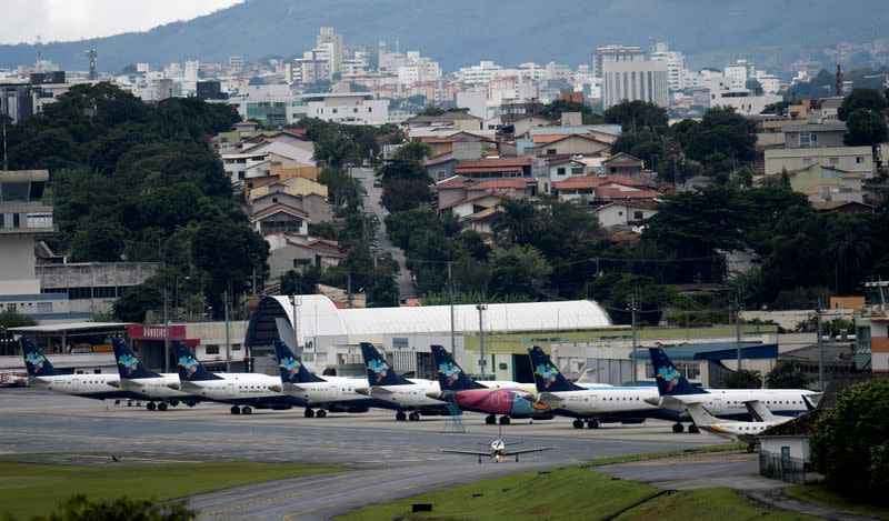 Brazilian carrier Azul has laid off nearly 1,000 employees, source says