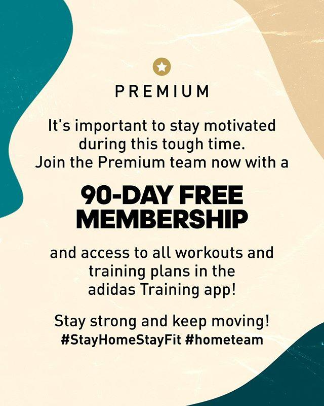 """<p>Created by Adidas, the app tracks your distance on runs, jogs, and walks. Runtastic also provides feedback and pairs with your shoes to track miles.  </p><p><strong>Price:</strong> Free for 90 days</p><p><a class=""""body-btn-link"""" href=""""https://apps.apple.com/us/app/adidas-running-app-runtastic/id336599882"""" target=""""_blank"""">Download Here</a> </p><p><a href=""""https://www.instagram.com/p/B-CztcrHNWl/"""">See the original post on Instagram</a></p>"""