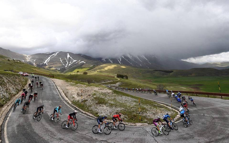 Giro d'Italia 2021, stage 16 – live updates - GETTY IMAGES