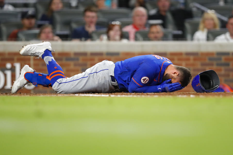 Kevin Pillar of the New York Mets
