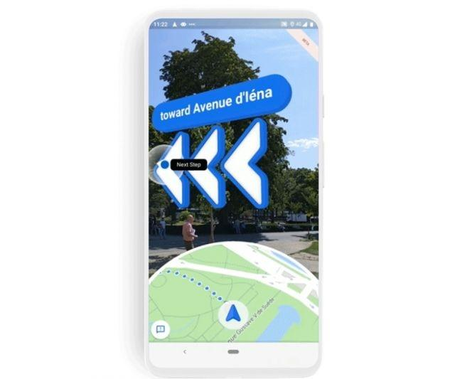 Live View to bring easy-access augmented reality to Google Maps