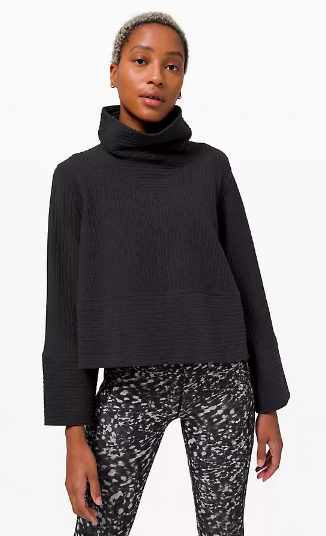 Retreat Yourself Pullover (Photo via Lululemon)