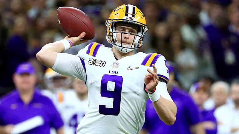 NFL Draft picks by college 2020: LSU beats out Michigan, Ohio State, Alabama for most draft picks