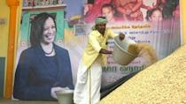 "Residents of Thulasendrapuram in southern India, the ancestral village of Kamala Harris, say they are ""very happy"", as the US senator prepares to be inaugurated as the first woman vice president of the United States"