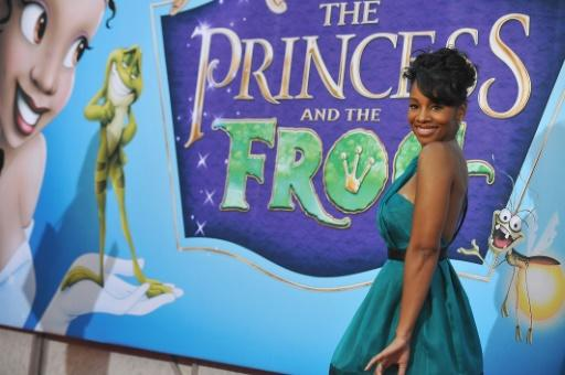"""""""Splash Mountain"""" at Disney's theme park's will be rebranded with the film """"The Princess and the Frog,"""" in which Anika Noni Rose voiced Princess Tiana"""