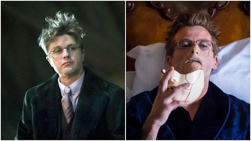"""<p><a href=""""https://tvline.com/2014/12/19/hannibal-season-3-michael-pitt-leaving-joe-anderson-recast-mason/"""" rel=""""nofollow noopener"""" target=""""_blank"""" data-ylk=""""slk:Apparently"""" class=""""link rapid-noclick-resp"""">Apparently</a>, all of Mason's self-cannibalism was too much for Michael Pitt (dude was literally eating his own face), because he stepped away from <em>Hannibal</em> during season 3 and was replaced by Joe Anderson. Understandable.</p>"""