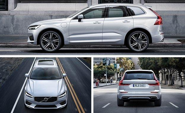 2018 volvo xc60 it 39 s all about that luxe. Black Bedroom Furniture Sets. Home Design Ideas
