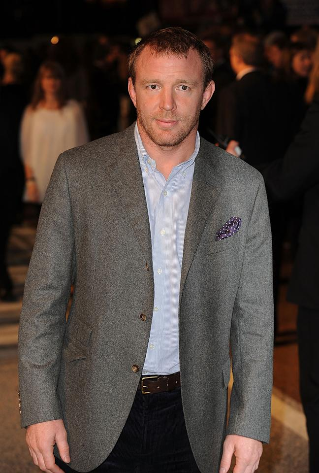 "September 10: Director Guy Ritchie turns 43. Ferdaus Shamim/<a href=""http://www.wireimage.com"" target=""new"">WireImage.com</a> - November 3, 2010"