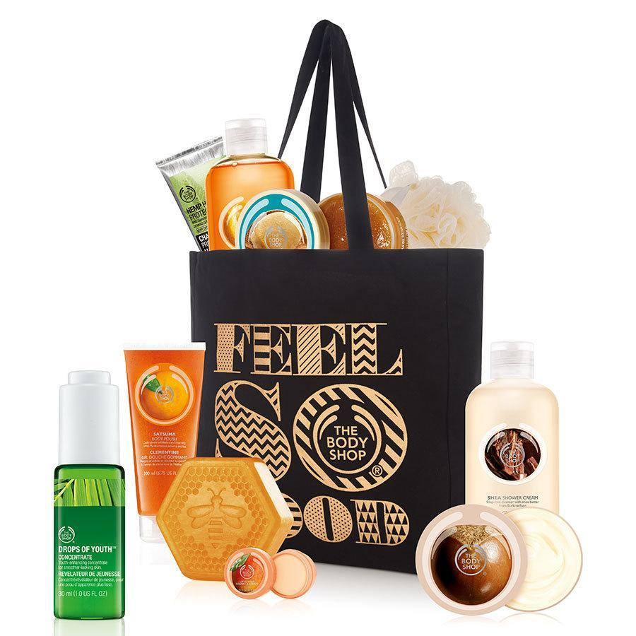 <p>Starting on TUESDAY, November 24th to Sunday, November 29th. OFFER #1 - Limited-Time Black Friday Tote Bag is only $35 (value $139) with a $36 purchase. OFFER #2 - ALL Festive Pick Gift Sets will be only $18 (was $26) with a $29 value (31% off!) OFFER #3: The third limited time offer will be 3 for $36.This means customers can choose any three items for only $36. While some exclusions apply this is a great time for customers to stock up on bath and body, skincare, fragrance and more!</p>