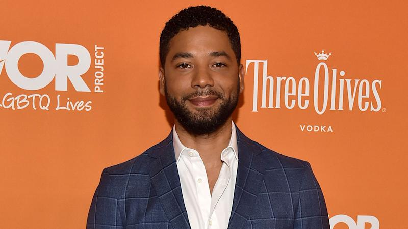 Jussie Smollett arrested after 'falsely claiming he was victim of hate crime'