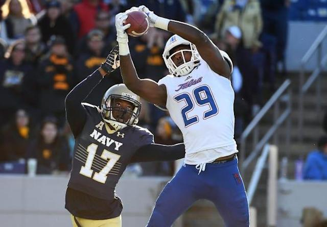 Navy presents another tough challenge for Tulsa