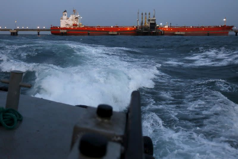 Exclusive: How Venezuela lost three oil supertankers to its Chinese partner