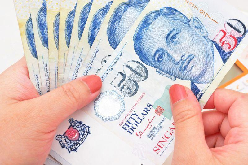 File photo of Singapore's currency. (PHOTO: Getty Images)