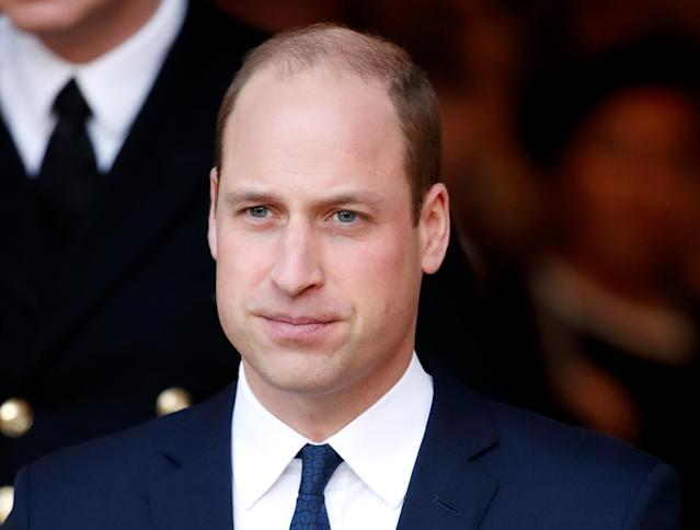 Prince William would have been involved in the decision to remove Prince Andrew from his public duties, according to royal commentators. (Max Mumby/Indigo/Getty Images)