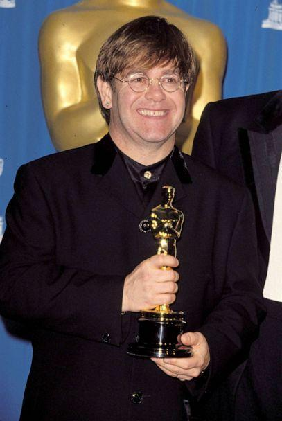 PHOTO: Elton John attends the The 67th Annual Academy Awards, March 27, 1995.  (Steve Granitz/WireImage/Getty Images)