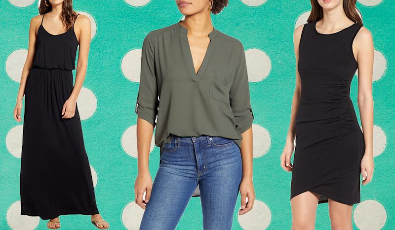 These basics are about to give your wardrobe new life. (Photo: Nordstrom)