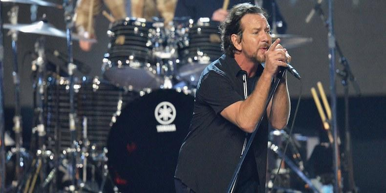 Pearl Jam Want You to Point Your Phone at the Moon to Hear Their New Song