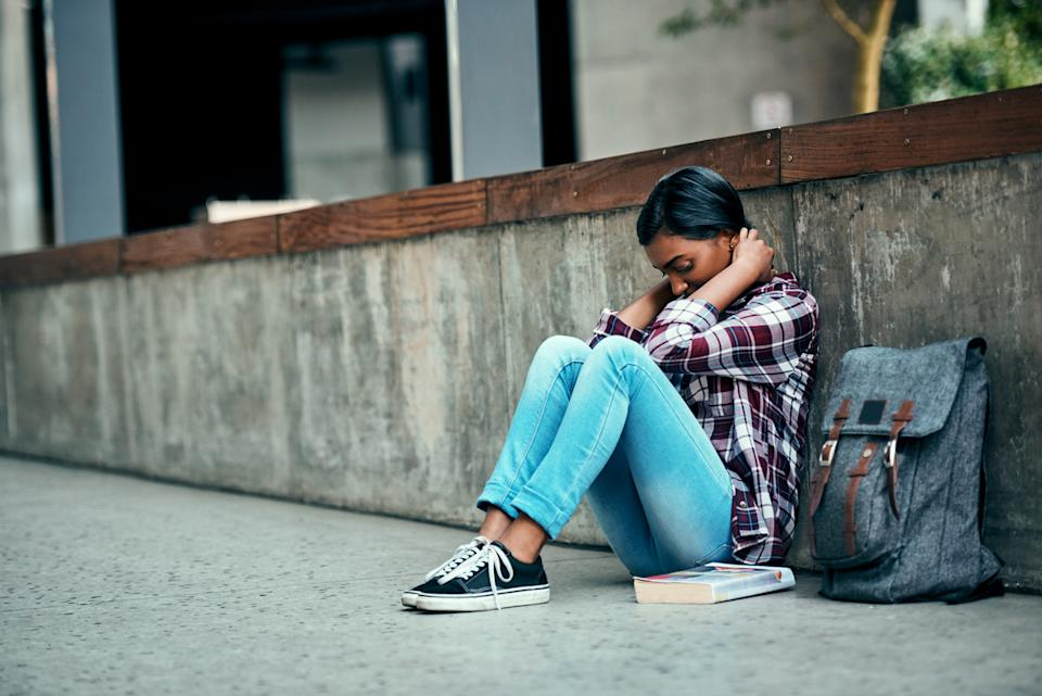 <p>Around half of all 18-24-year-olds are suffering from loneliness, according to reports</p> (Getty)