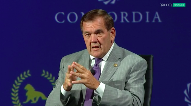 Tom Ridge at Concordia 2016