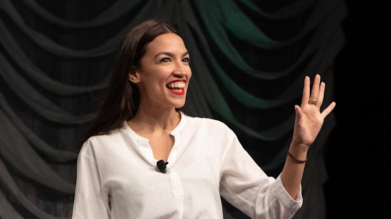 Alexandria Ocasio-Cortez: Onslaught Of GOP Attacks Are 'Not Gonna Stop This Movement'