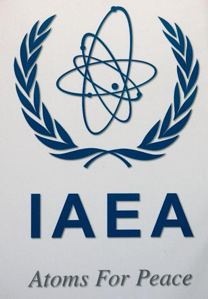 "Since the mid-1990s, almost 2,800 incidents of illicit trafficking, ""unauthorized possession"" or loss of nuclear materials have been recorded in an International Atomic Energy Agency (IAEA) database (AFP Photo/Joe Klamar)"
