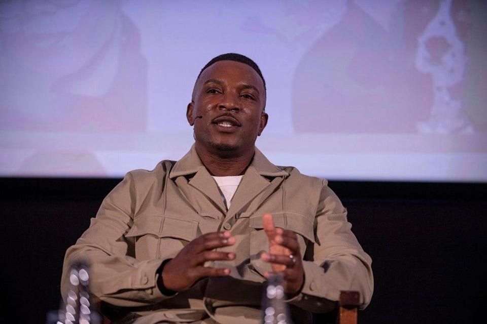 Top Boy producer Ashley Walters (Lucy Young)