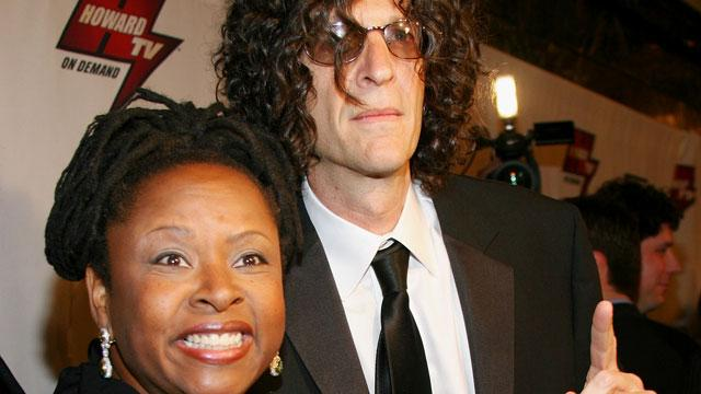 ET First: Robin Quivers Talks Cancer & Hair Loss