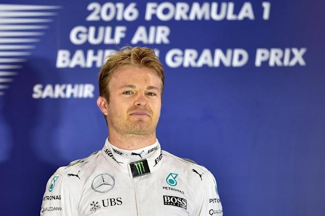 "According to ARD, the contract between Germany's Nico Rosberg and Mercedes was ""made with a company called Ambitious Group Limited"", based in the British Virgin Islands in the Caribbean (AFP Photo/Andrej Isakovic)"