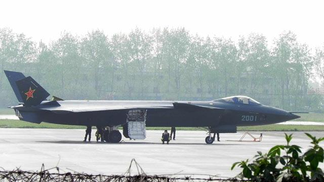 Is New China Stealth Fighter Rival to Troubled US F-22 Raptor?