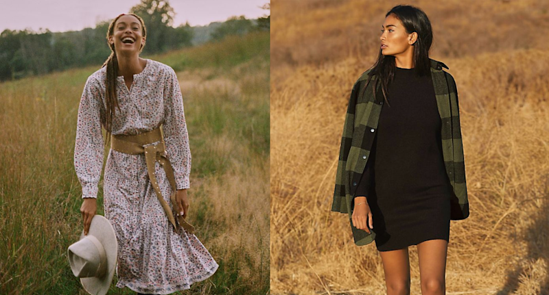 AnthroDays are on now with 20% off new arrivals for AnthroPerks members. Images via Anthropologie.