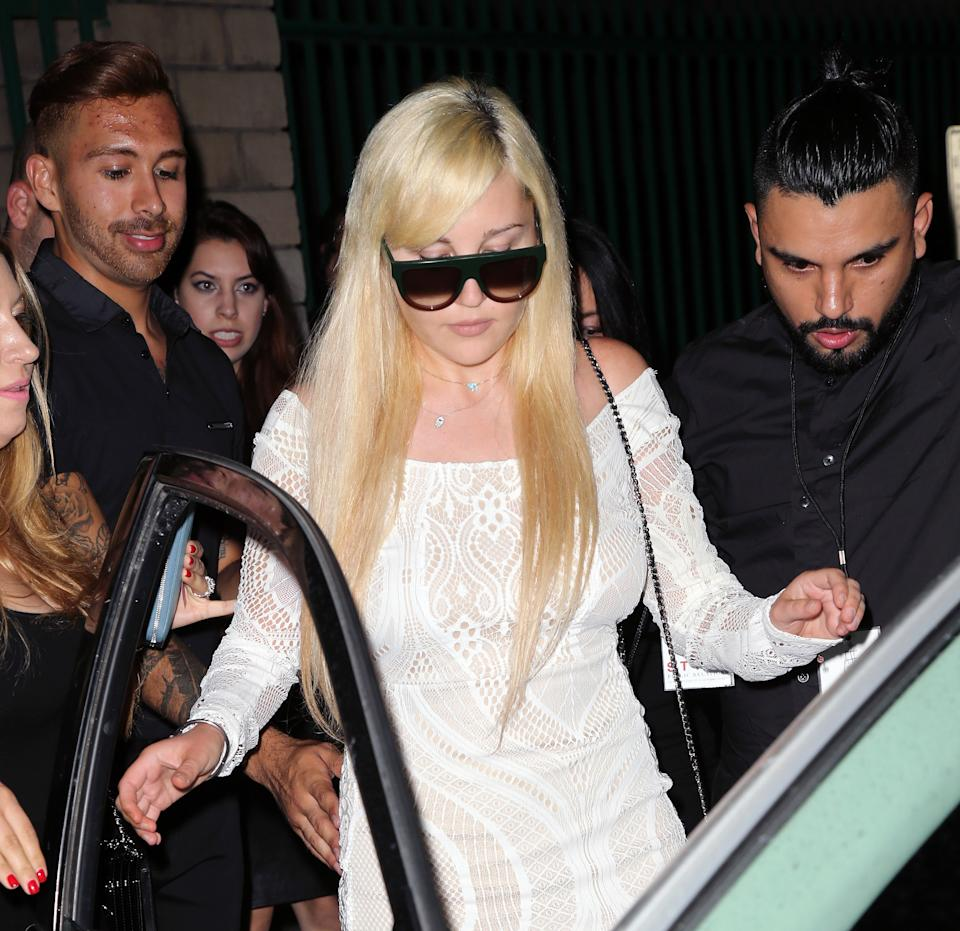Amanda Bynes, here in 2015, will remain under the care of the court until 2023.