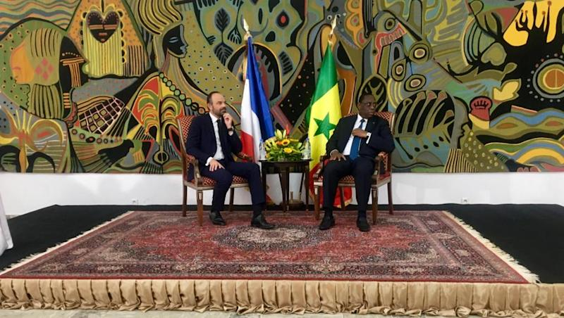 Mali peacekeeping mandate must be strengthened, says Senegal's Sall