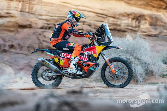 "#3 Red Bull KTM Factory Racing: Sam Sunderland <span class=""copyright"">KTM </span>"