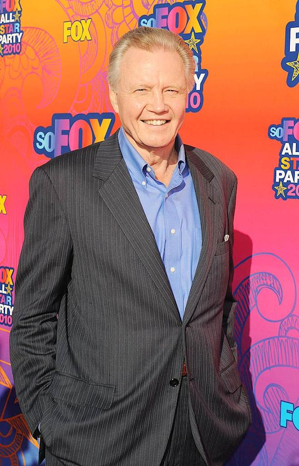 "December 29: Jon Voight turns 72 Jeffrey Mayer/<a href=""http://www.wireimage.com"" target=""new"">WireImage.com</a> - August 2, 2010"