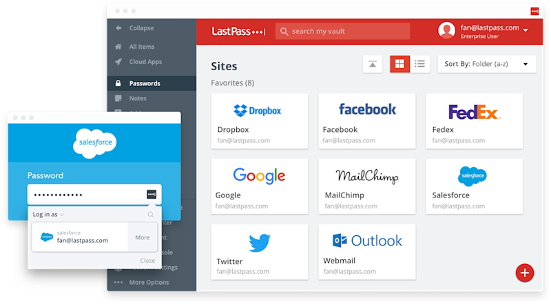 LastPass Password Manager (Photo: LastPass)