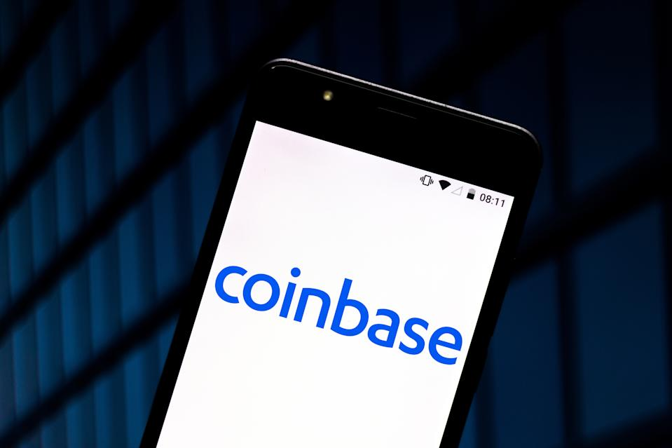 Crypto exchange Coinbase will halt trading of XRP. Photo: Rafael Henrique/SOPA Images/LightRocket via Getty Images
