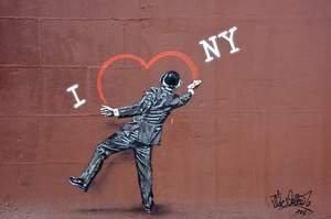 Street Art in Midtown: Nick Walker as Curated by DK Johnston Marks Launch of 2016 Quin Arts Season, January 21