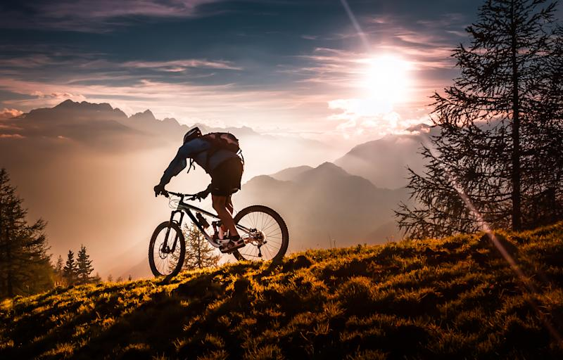The woman's husband asked if he could go on three-week cycling trip. Photo: Getty Images