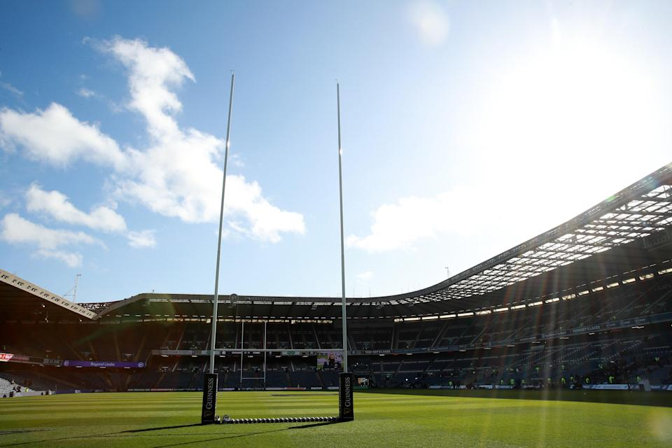 Murrayfield plays host to Georgia's Autumn Nations Cup clash with Fiji (Getty)