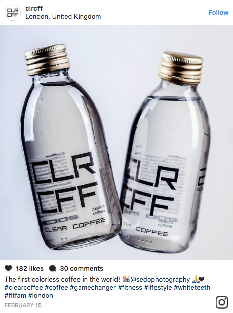 Is the New Clear Coffee Actually Any Safer for Your Teeth?
