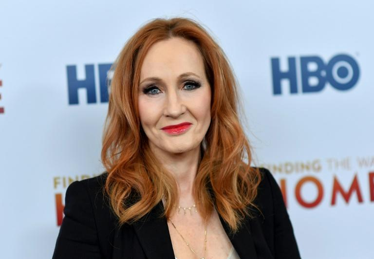 JK Rowling was widely criticized for comments she made about transgender people