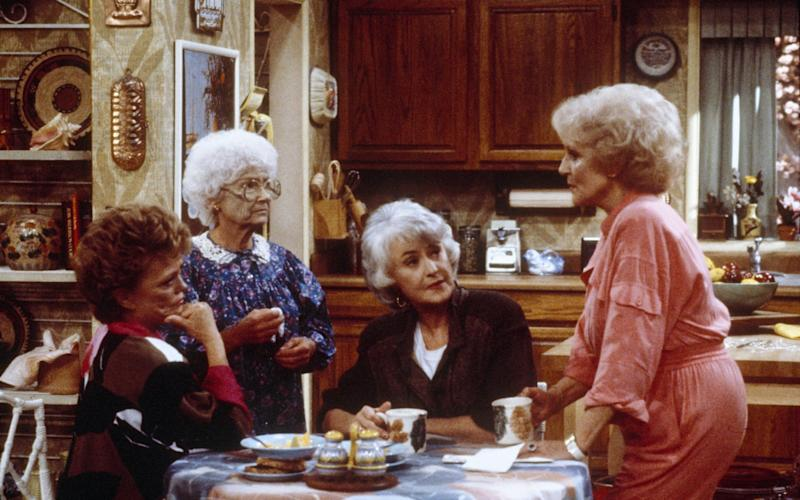 The Golden Girls - ABC Photo Archives