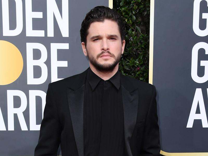 Harington says that he doesn't want to play 'silent' men anymore (Getty Images)
