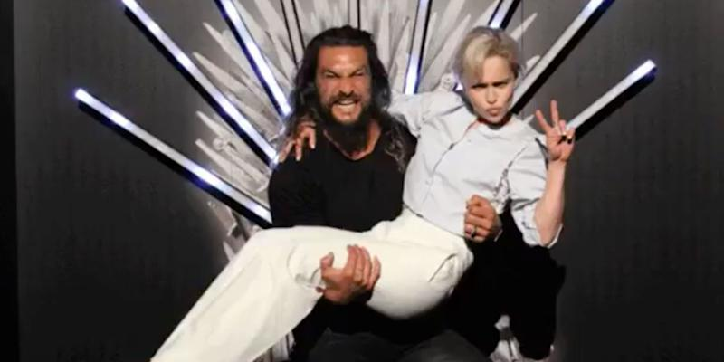 Khaleesi and drogo have sexual harassment