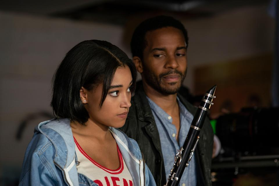 <em>La La Land</em> auteur director Damien Chazelle is back with a new eight-episode musical series, starring André Holland, Joanna Kulig, and Amandla Sternberg about a jazz club in Paris. Is it too much to hope for cameos from Ryan Gosling and Emma Stone? We can certainly dream. <em>Streaming on Netflix</em>