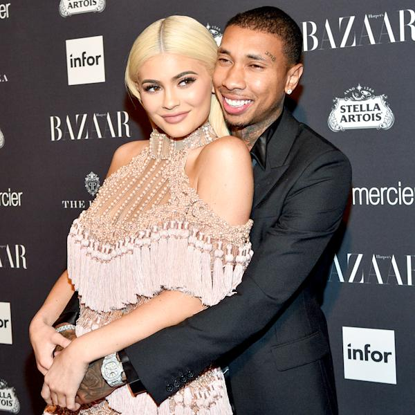Kylie Jenner opened up about her relationship with boyfriend Tyga, getting lip injections and more in a new interview — plus, see her topless photos